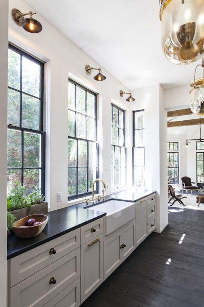 Steel Windows And Doors Kitchen Cabinet Design Home Decor Kitchen Kitchen Inspirations