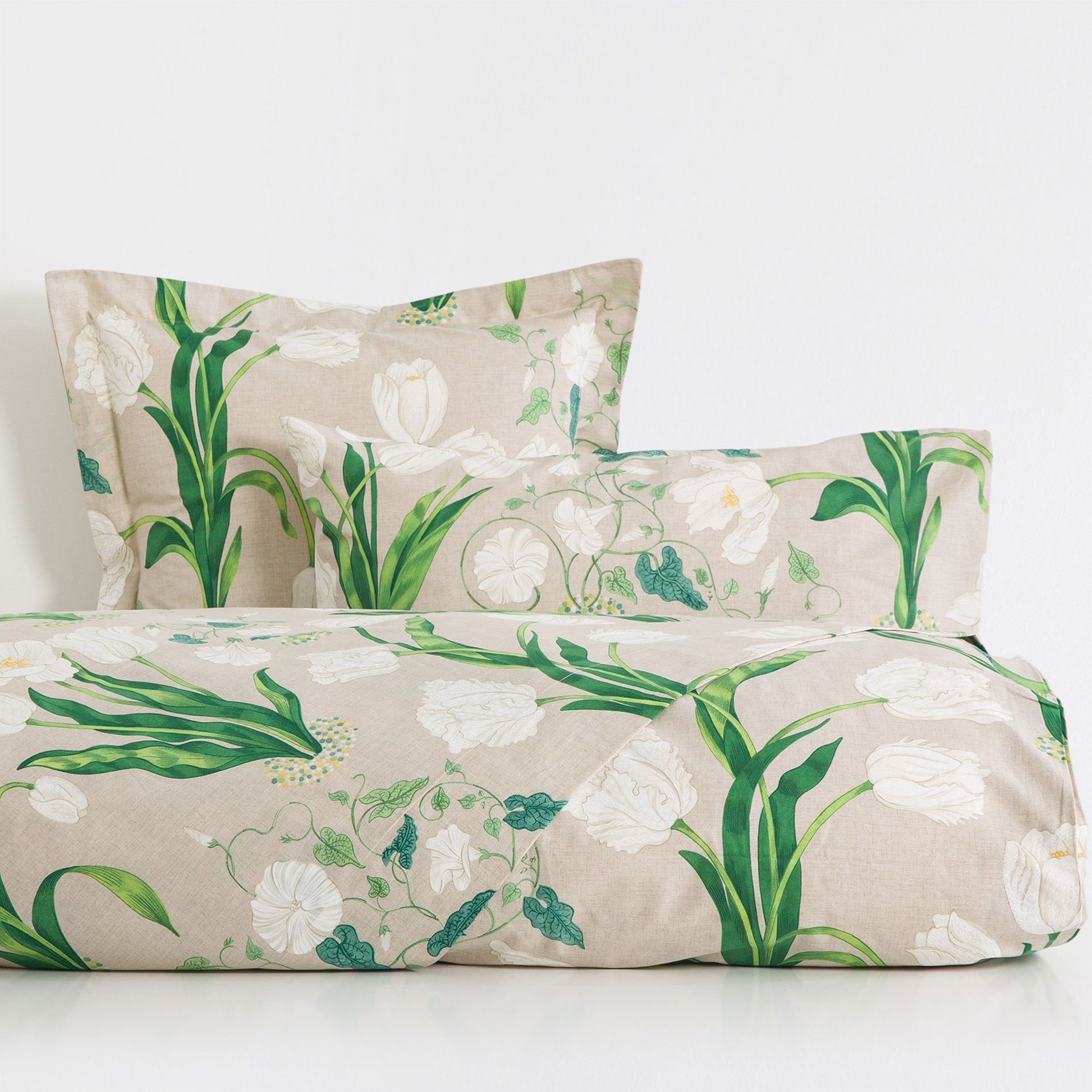 Tulip Print Bed Linen Bed Linen Linens And Printing # Meuble Tv Zara Home