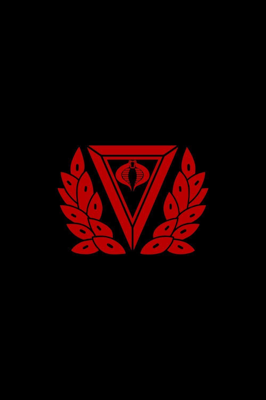 Cobra Crimson Guard Logo Gi Joe Cobra Gi Joe Cobra Art