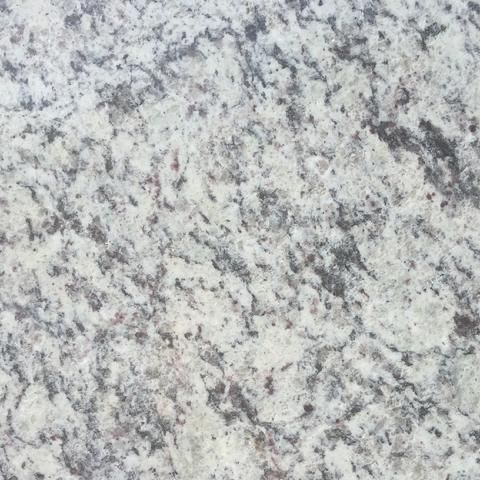 Napoli White White Background With Gray Black And Cream Accents Granite Kitchen Counters Granite Granite Kitchen