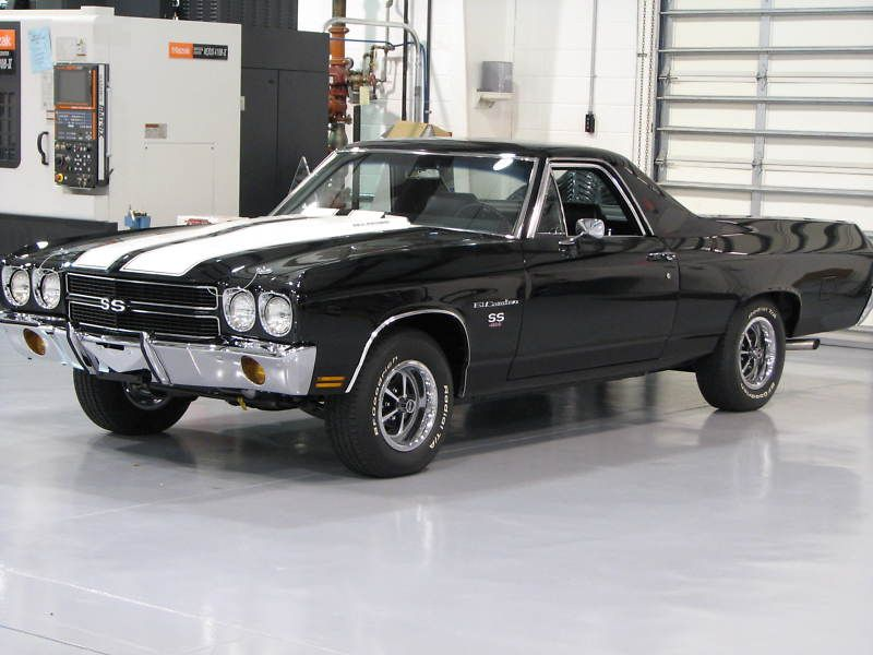 70 El Camino SS 454  Chevy Hardcore  cars  Pinterest  Chevy