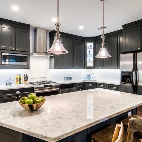 Kitchen Cabinets Usa: What A Beautiful Kitchen! // Featured Design: #Viatera