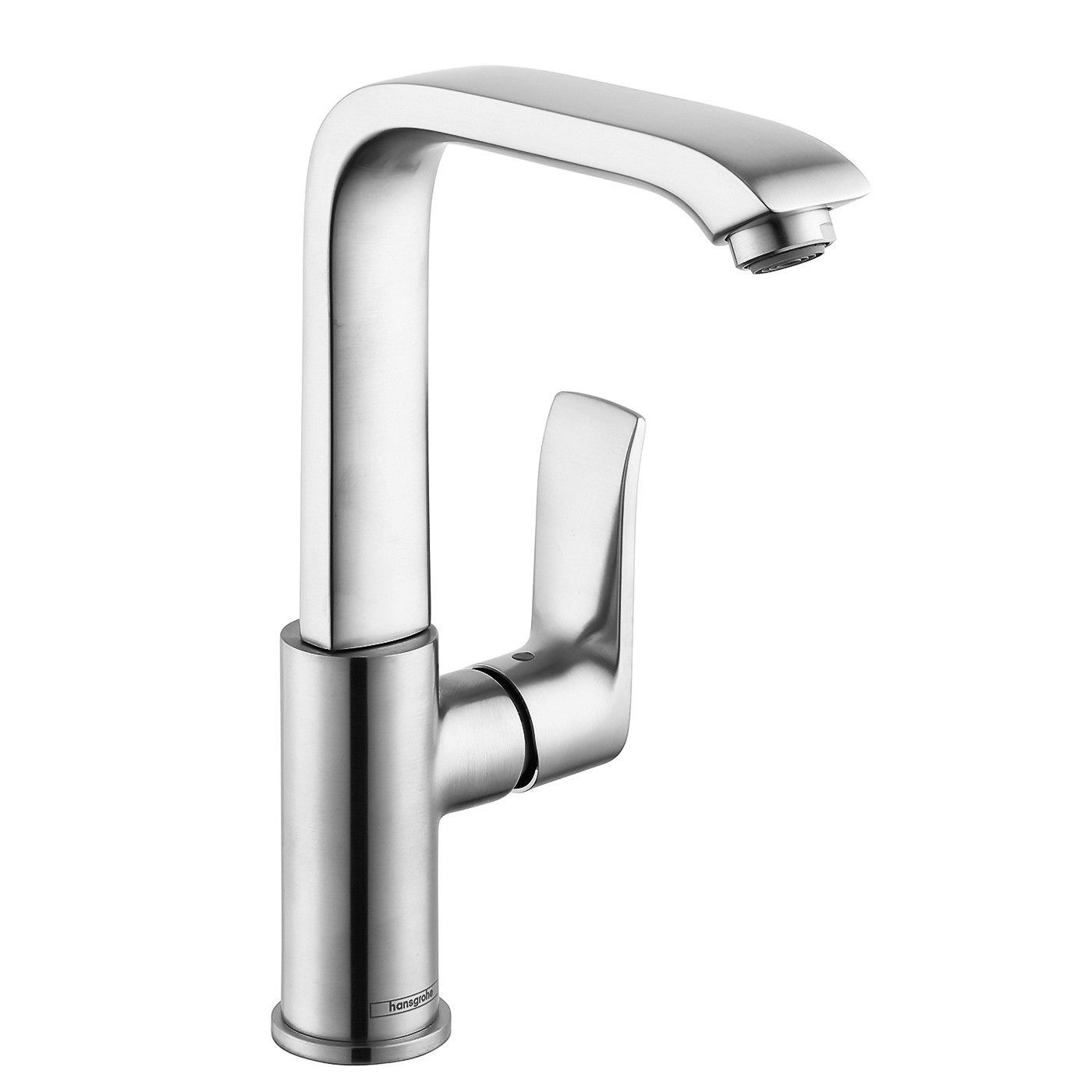 Hansgrohe 31087001 Chrome Metris Bathroom Faucet Single Hole Faucet ...