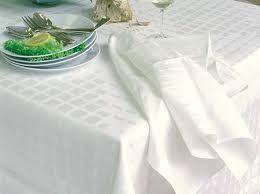 Afbeeldingsresultaat voor linnengoed tafelkleden
