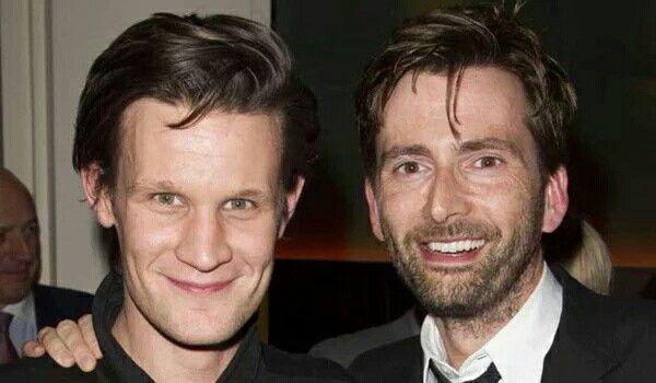 David and Matt Smith