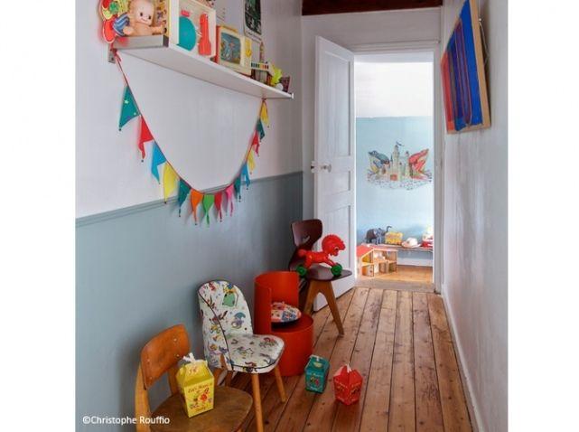 15 idées pour aménager son couloir | Kids rooms, Organizations and Hall