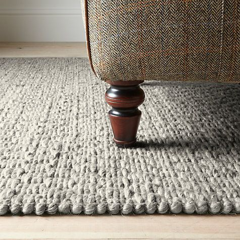 John Lewis Croft Thatch Marble Rug Online At Johnlewis