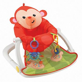 Fisher Price Deluxe Sit Me Up Floor Seat With Images Baby