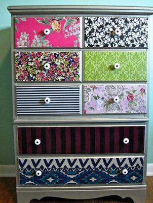 Ideas Para Decorar Muebles All Things Crafty Pinterest Room