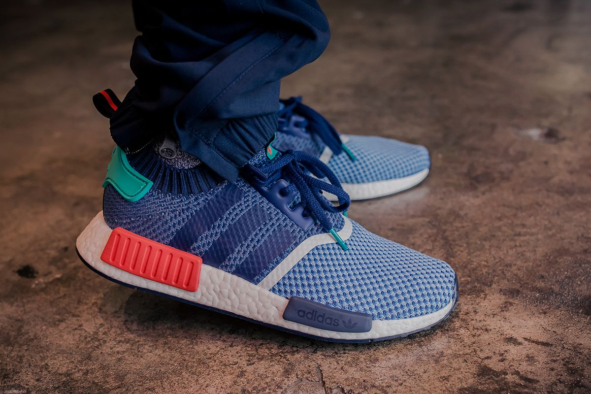 dirigir Confidencial acampar  Packer Shoes x adidas Consortium NMD Runner PK (Detailed Pics & Release  Info | Adidas nmd primeknit, Sneakers, Running shoes sneakers