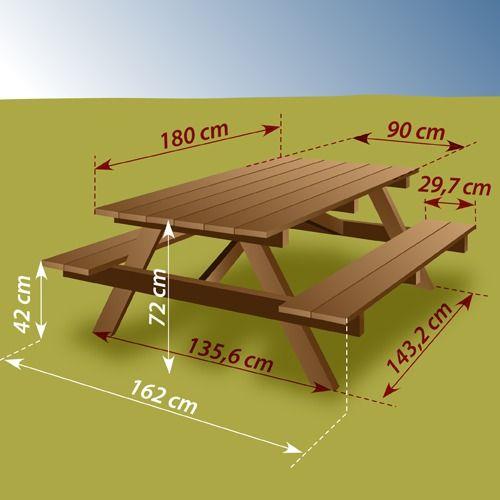 34++ Fabriquer une table de jardin ideas in 2021
