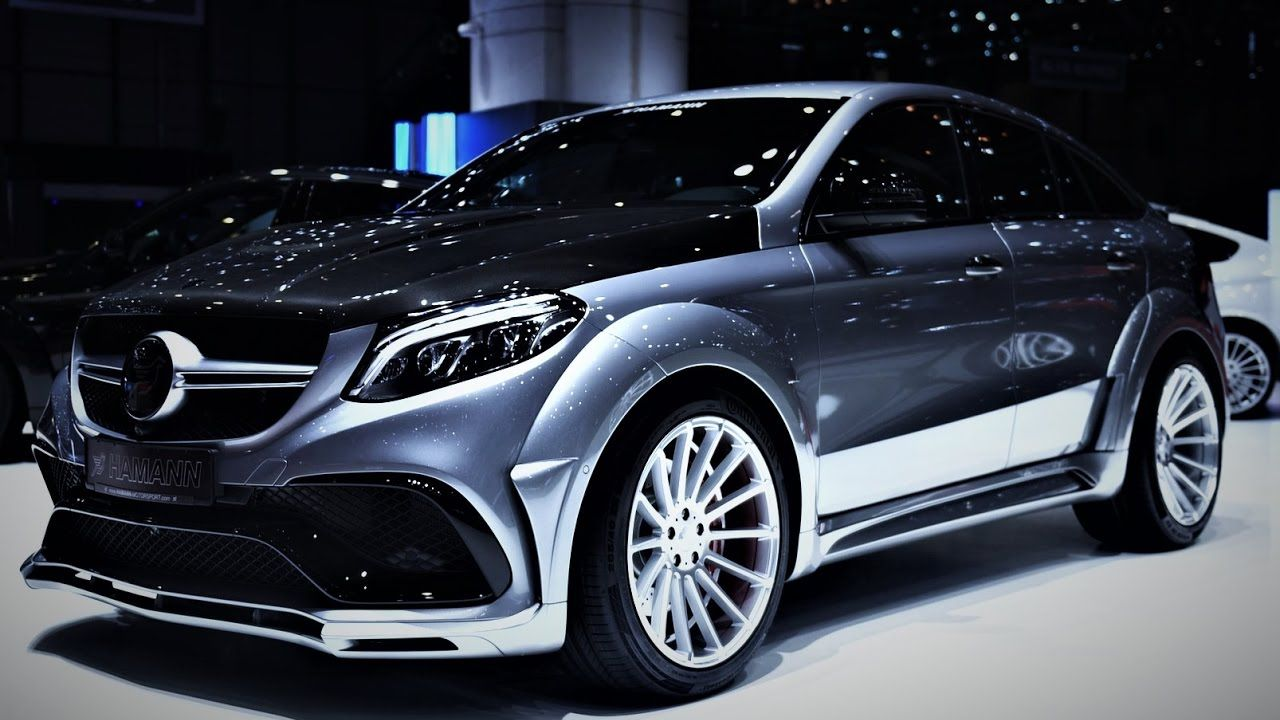 New 2017 Mercedes Amg Gle 63 S 4matic Coupe Exterior And