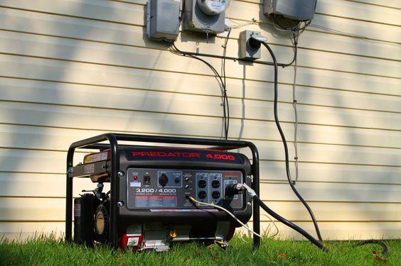 Generac Vs Kohler Finding The Best Portable Generator From Desk Jockey To Survival Junkie Portable Generator Generator House Alternative Energy
