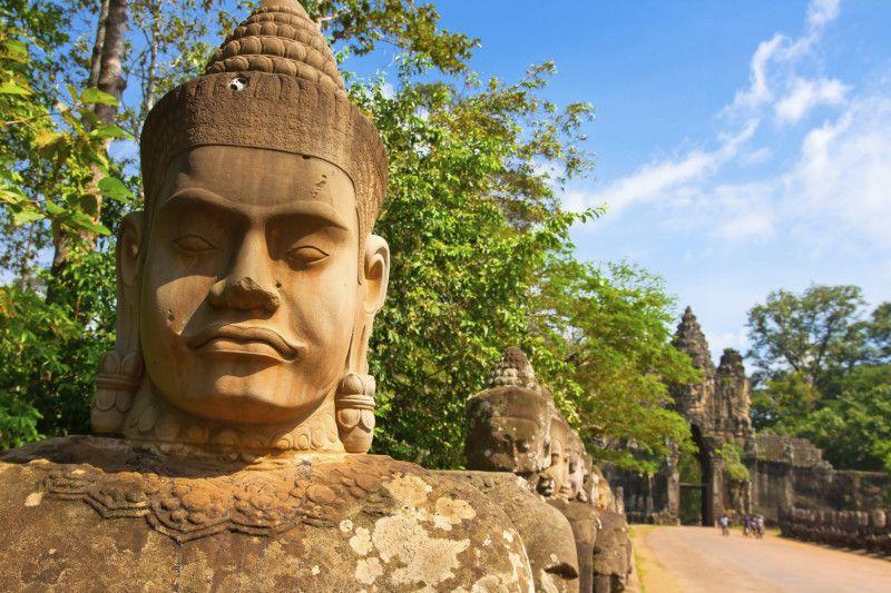Siem Reap - Kambodscha Rundreise