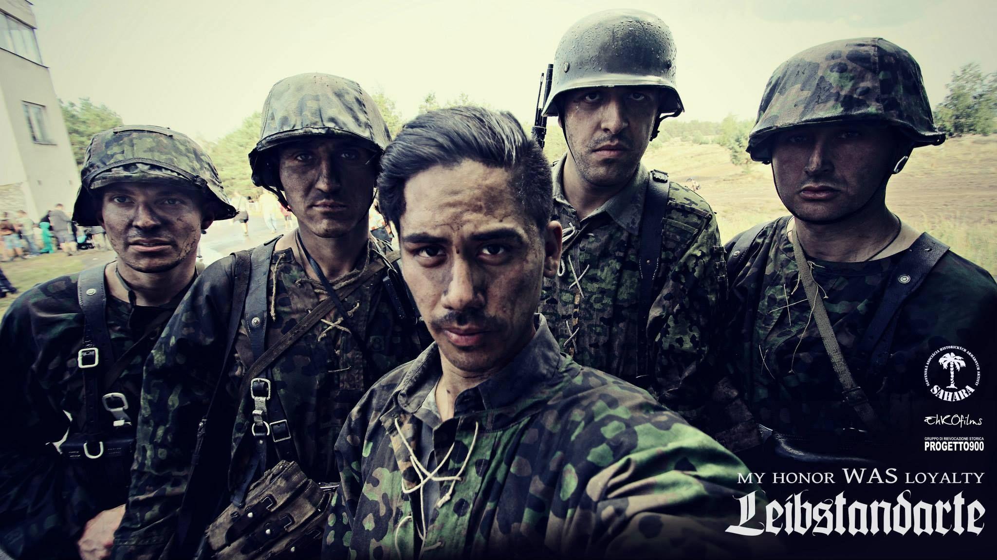 """Intervista ad Alessandro Pepe, regista di """"My honor was loyalty"""", film che narra la Seconda guerra mondiale dalla prospettiva delle Waffen-SS."""