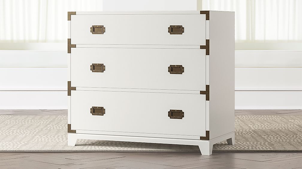 Kids White Campaign 3 Drawer Dresser Reviews Crate And Barrel Dresser Drawers Campaign Dresser 3 Drawer Dresser