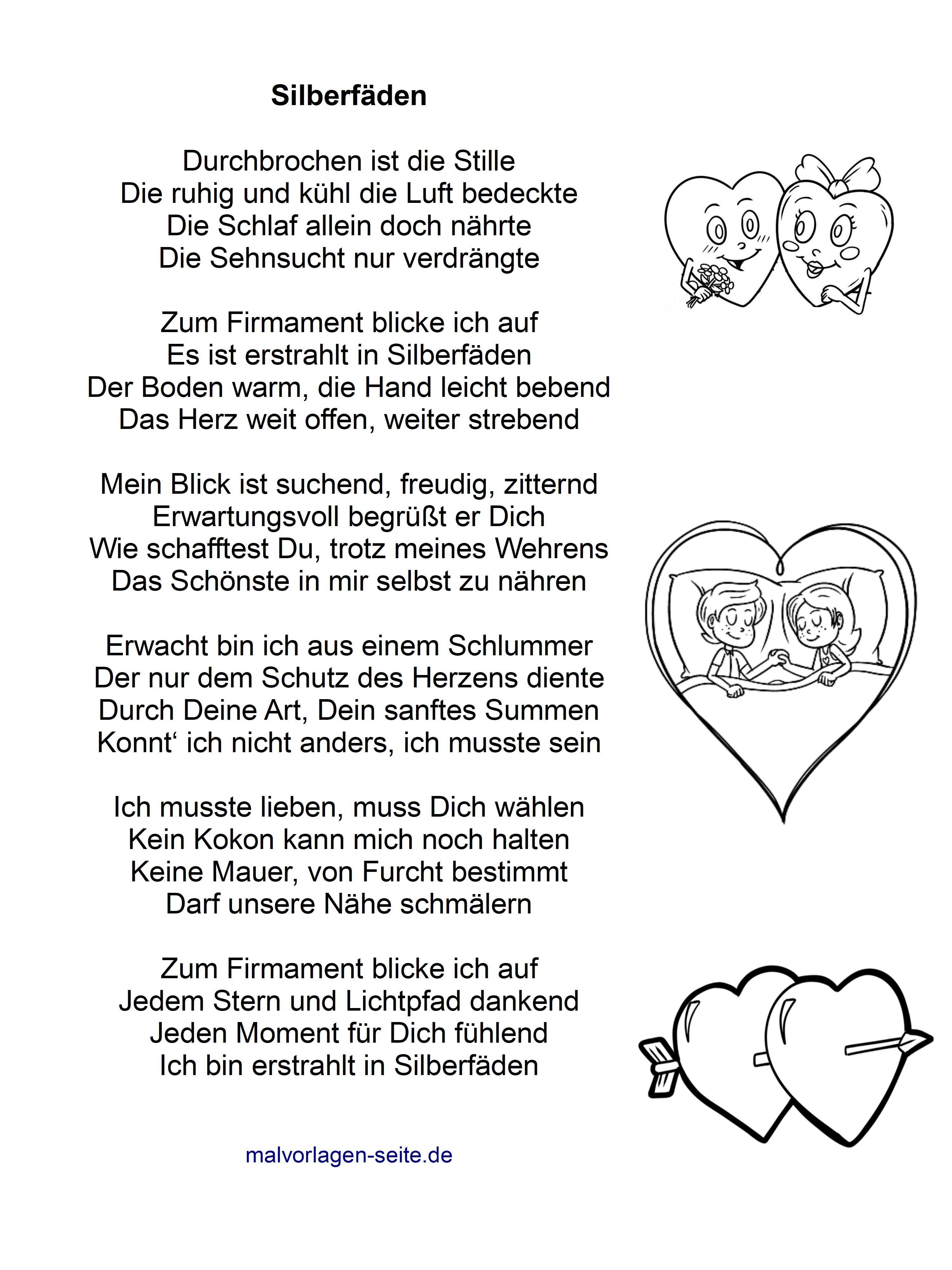 ein liebes gedicht