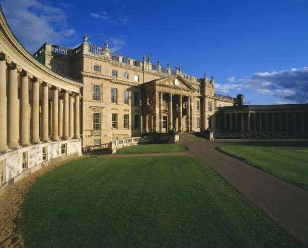 Stowe House Wedding Reception Venue In Buckingham Buckinghamshire