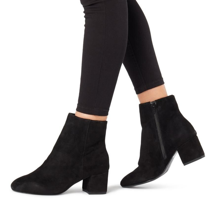 e9b2e057163 Update your wardrobe with the versatile Dune London Olyvea ankle boot.  Showcasing a mid height