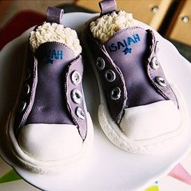 Tartitas.. de zapatilla.  I ♥ #Dialhogar  http://pinterest.com/dialhogar/  http://dialhogar.blogspot.com.es/