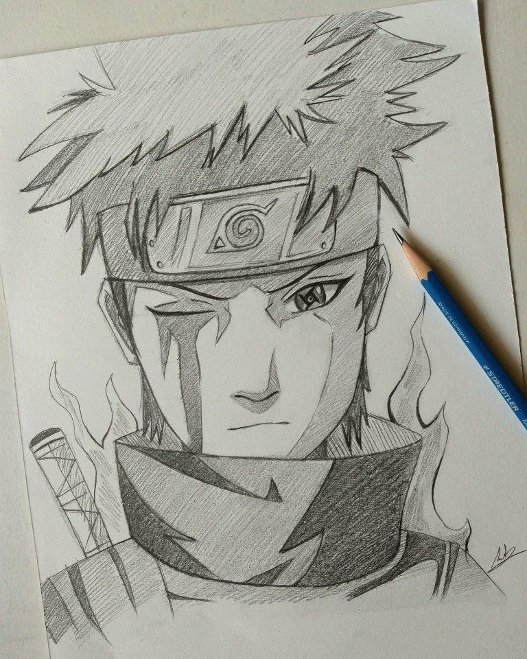 Photo of Naruto sketch!…
