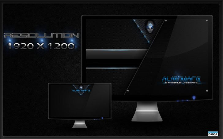 Alienware Wallpapers: Alienware Extreme Theme ~ celwall com