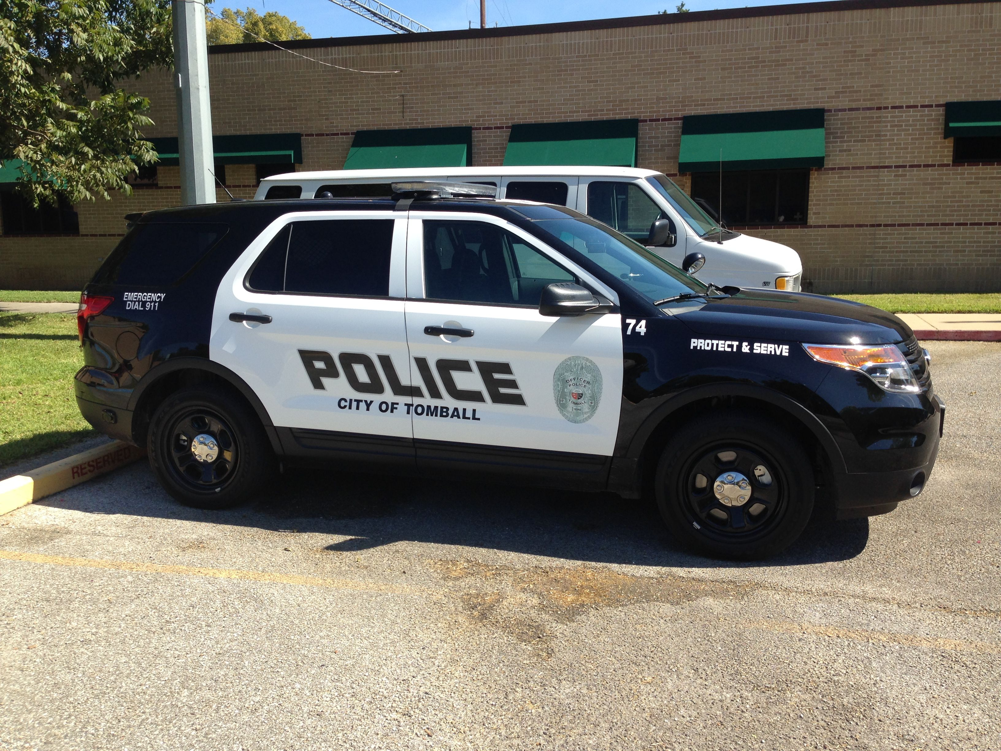 Tomball Police Ford Suv Texas Ford Suv Police Police Cars