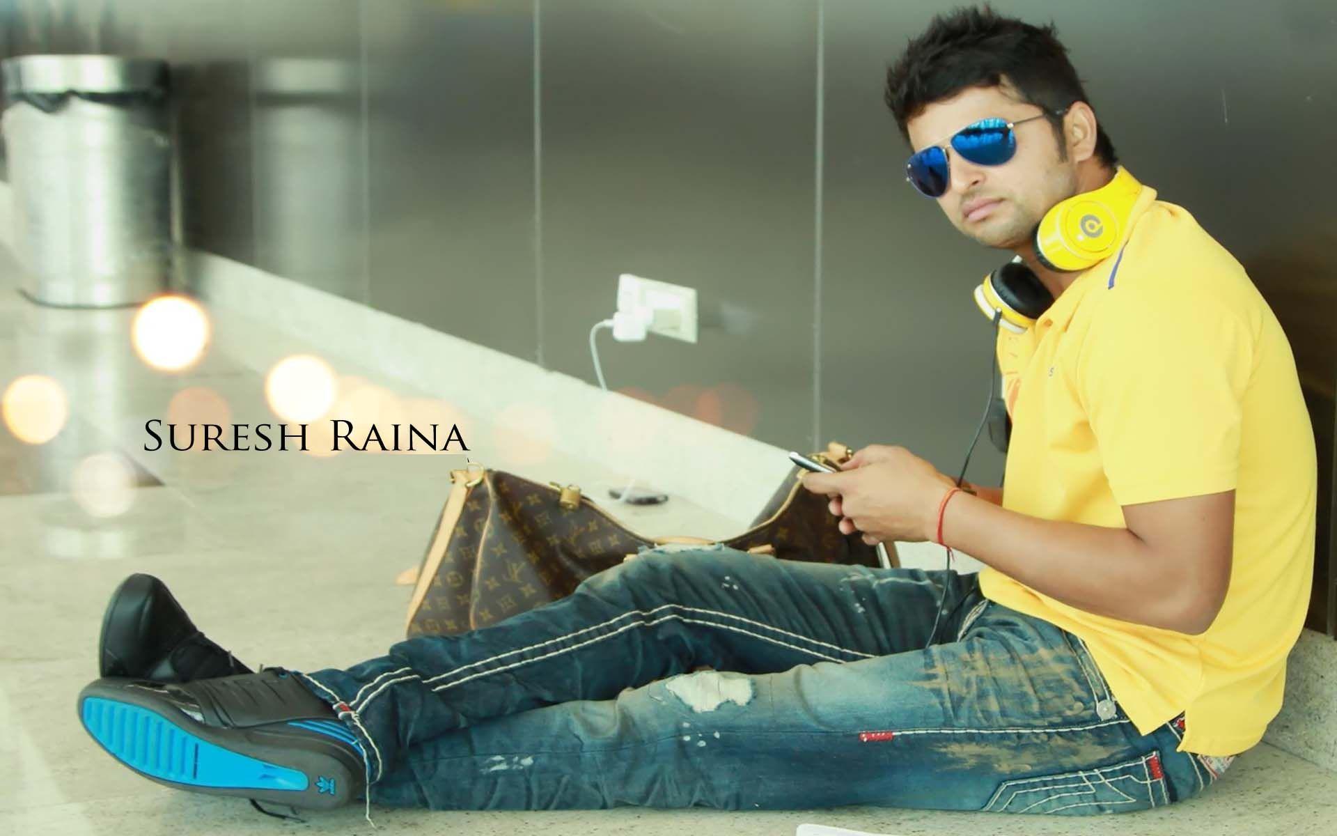 suresh raina indian cricketer hd wallpaper Indian