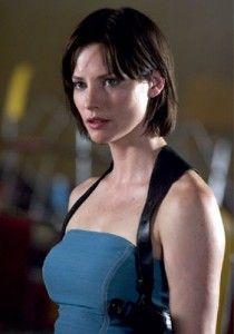 Jill Valentine Hair Resident Evil Girl Sienna Guillory