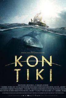 KON-TIKI (2012) ~ Pål Sverre Hagen, Anders Baasmo Christiansen, Gustaf Skarsgård. Directors: Joachim Rønning, Espen Sandberg. IMDB: 7.2 ___________________________ http://en.wikipedia.org/wiki/Kon-Tiki_(2012_film)