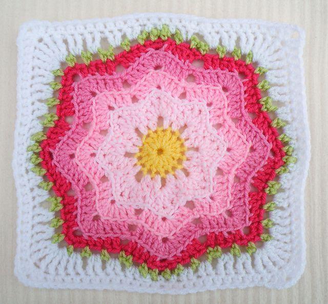 Ravelry: Maryfairy\'s Nordic Star for Crochet Sampler Favorites CAL ...