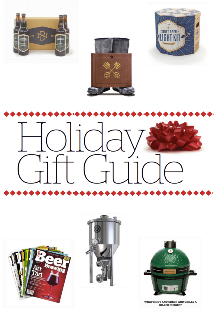 Brewery · Gift Guide · Get a head start on holiday shopping this year! Give a friend a beer and
