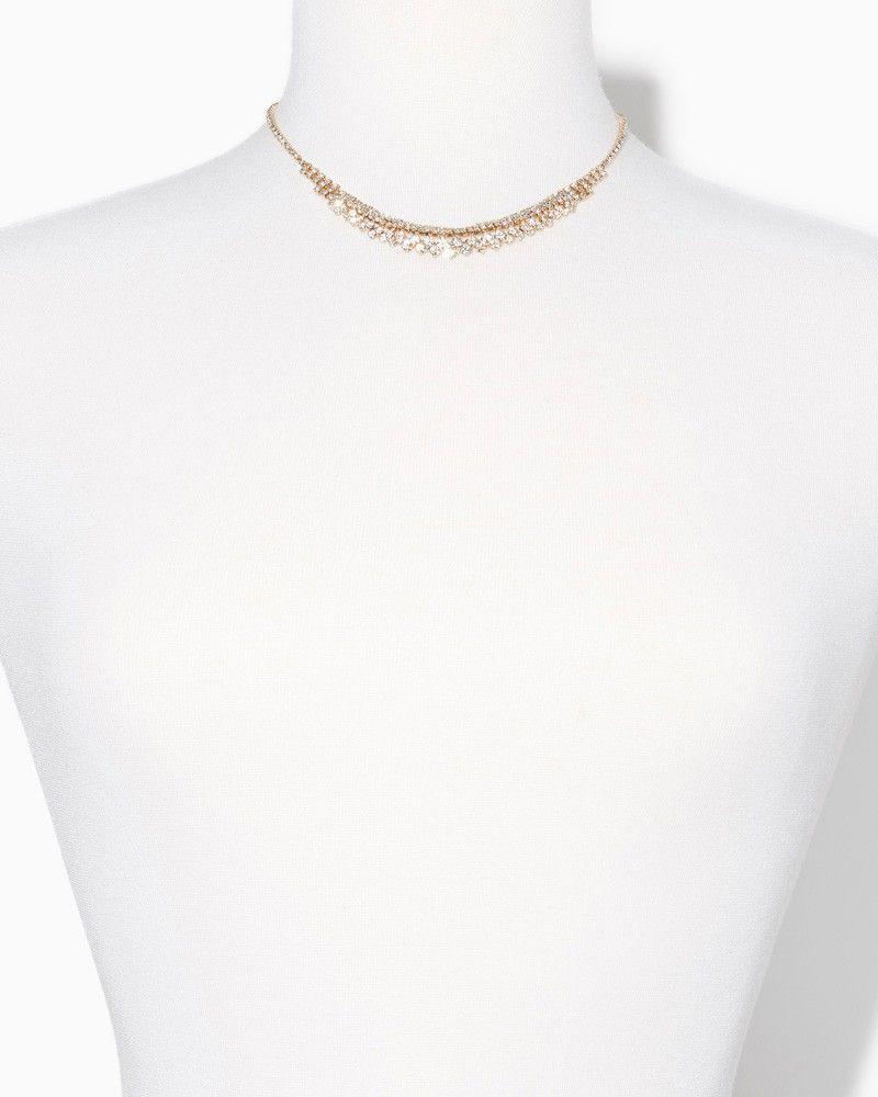 charming charlie   Carissa Necklace Set   UPC: 400000129952 #charmingcharlie