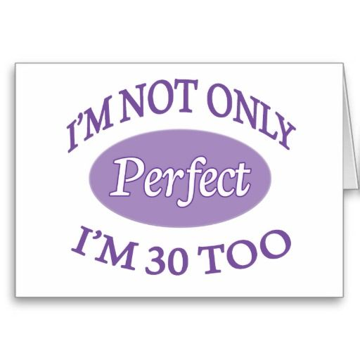 Perfect 30 Year Old Card Birthday Designs Pinterest 30th