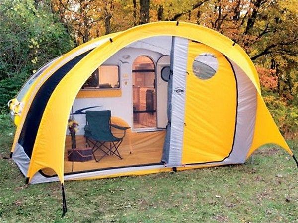 28+ Camper tent ideas
