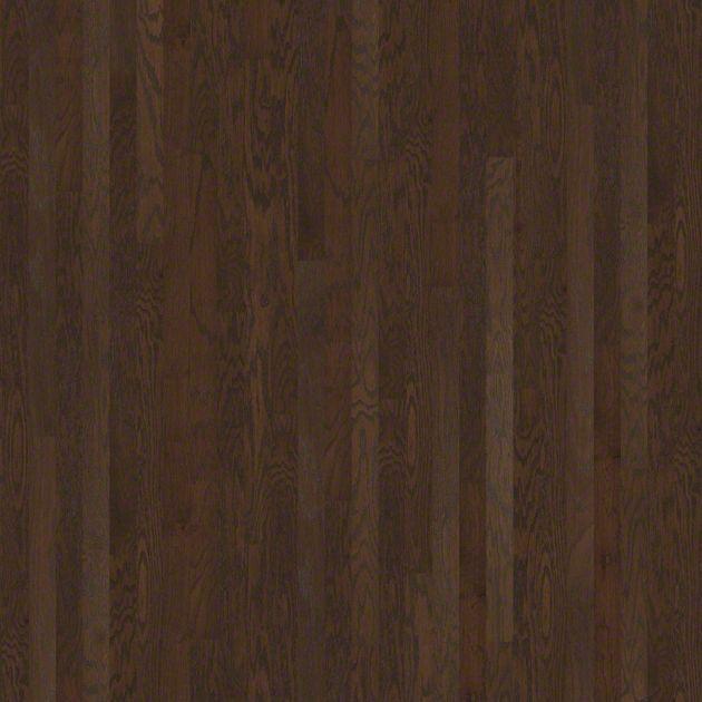 Hardwood Heartland 3 25 SW207 Coffee Bean Flooring by Shaw
