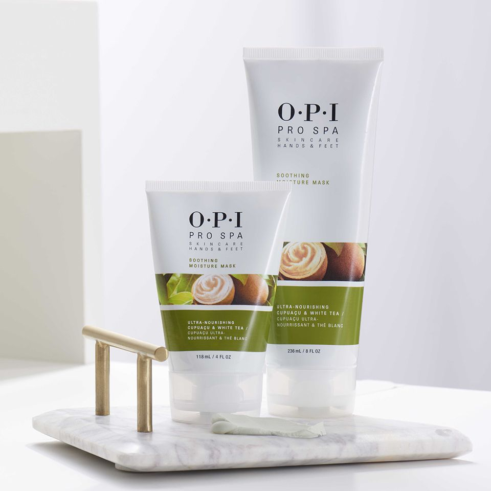 The Opiprospa Soothing Moisture Mask Can Be Used To Nourish Dry And Flaky Skin At Anytime Especially During Co Moisturizer Healthy Cuticles Soothe Itchy Skin