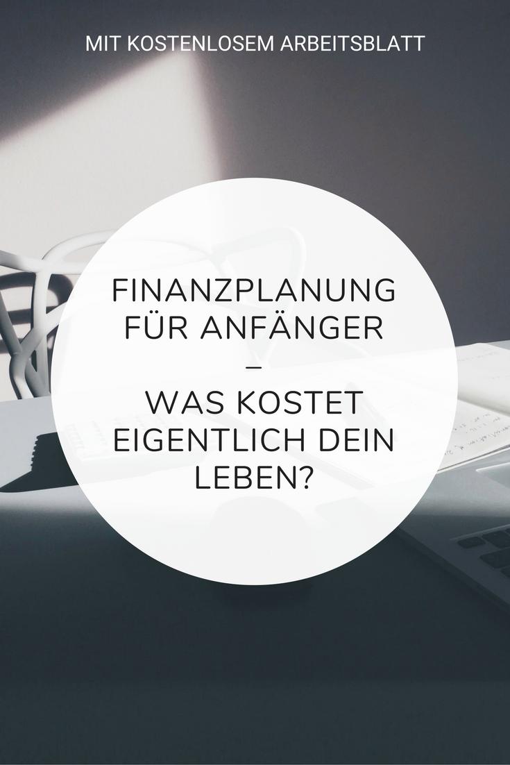 Finanzplanung für Anfänger - Unternehmerlohn ermitteln ...
