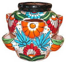 Image result for ORNATE POTTERY STRAWBERRY POTS