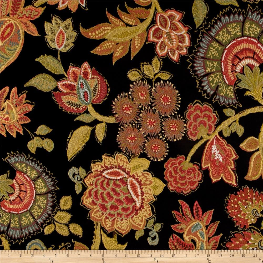 Swavelle Mill Creek Upholstery Delfina Carnival From Fabricdotcom