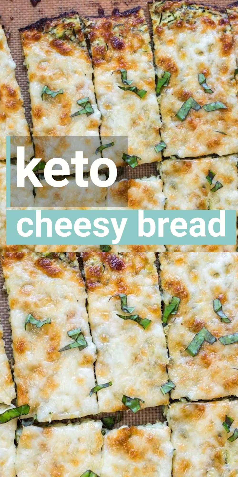 Photo of Keto Cheesy Bread