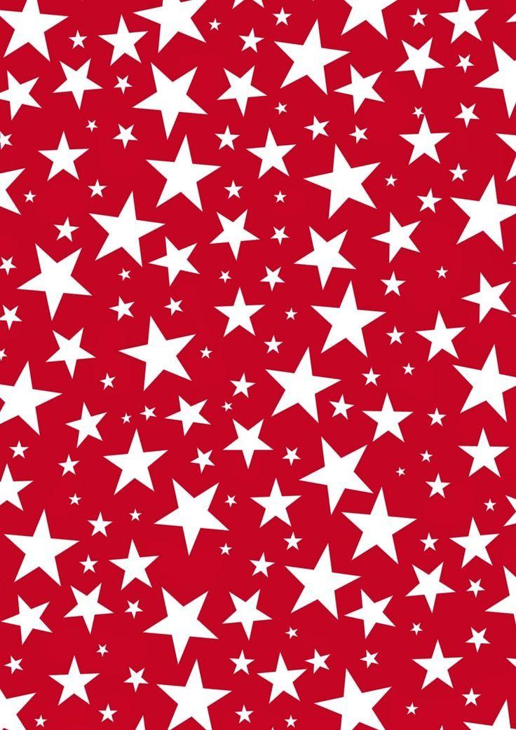 Hojas decoradas de estrellas imagui fondos pinterest for Imagenes de papel decorado