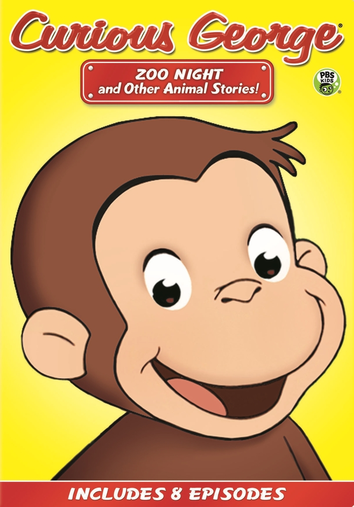 Curious Zoo Night and Other Animal Stories! [DVD