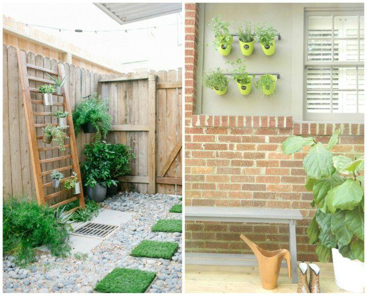 Umgestaltung Krautergarten Dachterrasse | Möbelideen