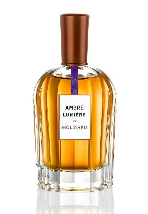 Ambre Lumiere, Molinard, 2014 (Oriental)