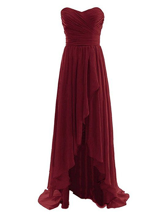 Women's High Low Formal Dresses