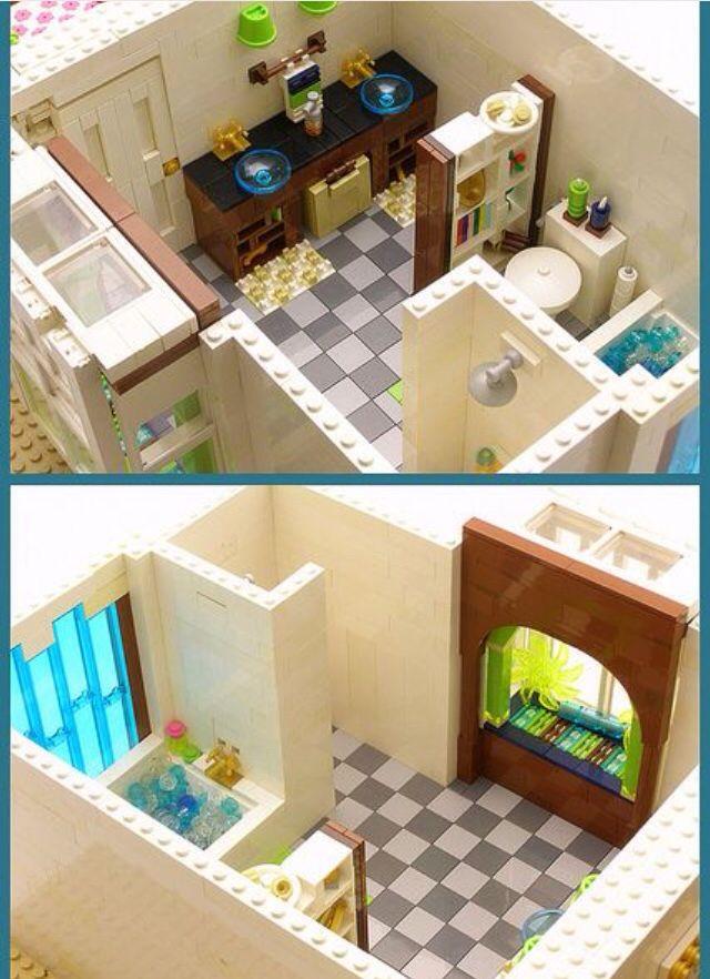 #sotrue 😏😏   Muebles de lego, Casa de lego, Juguetes