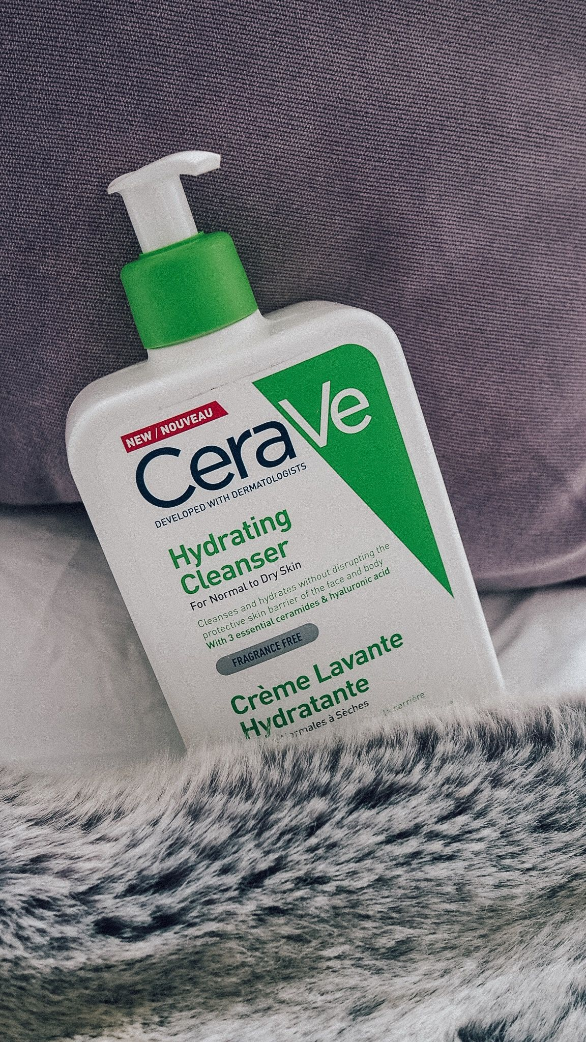 The £10 cleanser Hydrating cleanser, Cleanser, Cerave