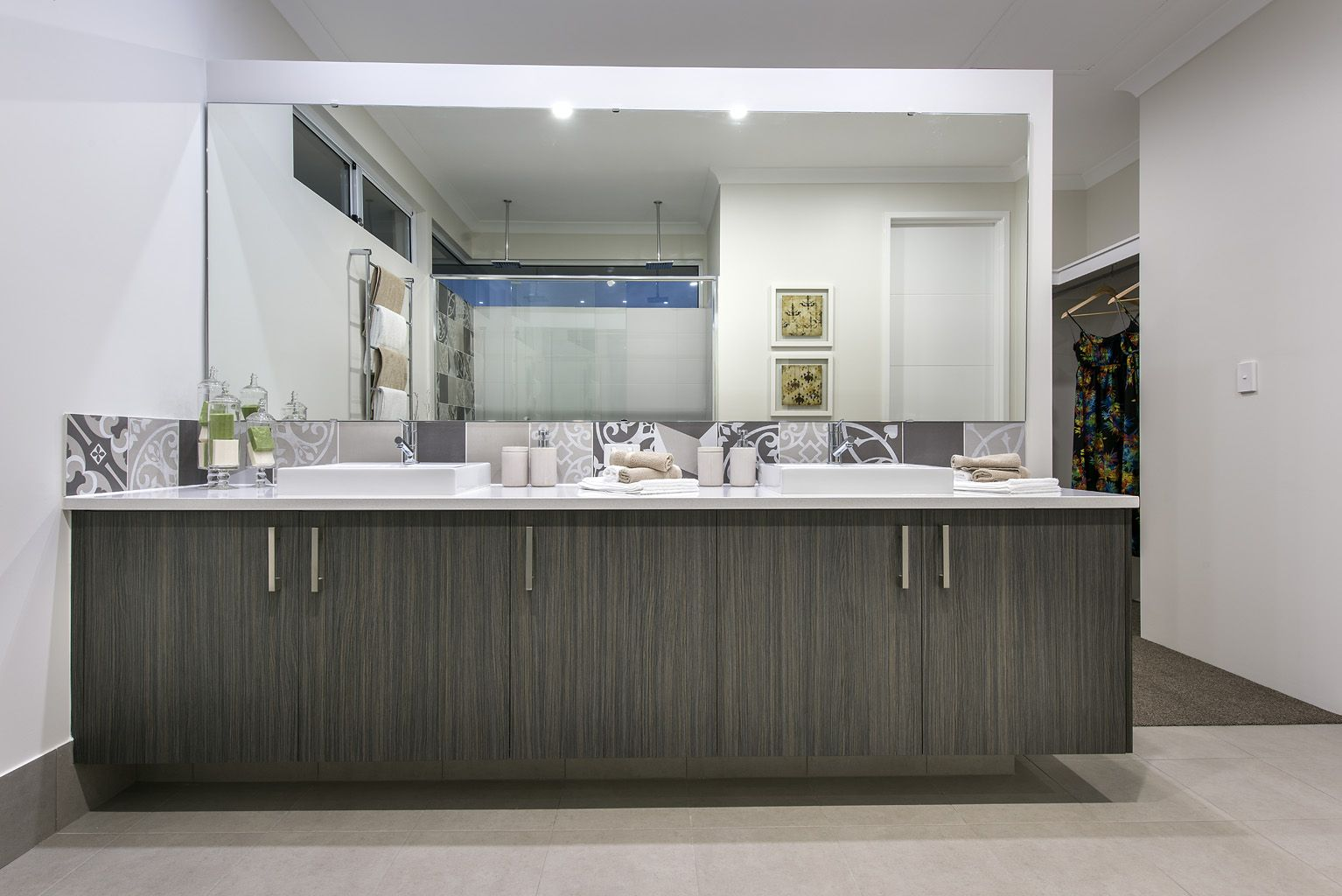 Beautiful Ensuites & Bathrooms © Ben Trager Homes  On Display In Stunning Designer Bathrooms Perth Design Decoration