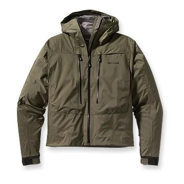 Patagonia Deep Wading Jacket Wraggs Fishing Jacket